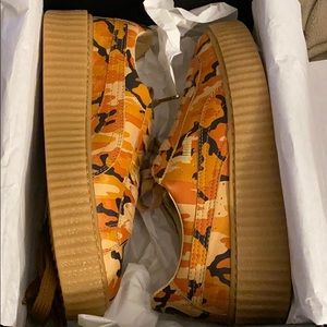 Rihanna Platform Puma Sneaker